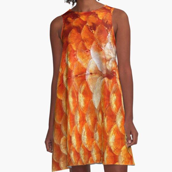 GOLDFISH A-Line Dress