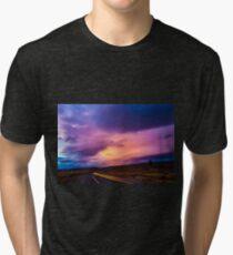 Beyond the Blue Tri-blend T-Shirt