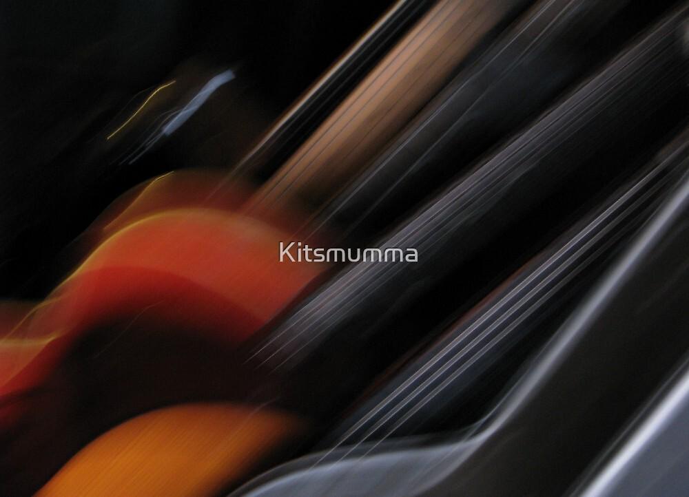 Guitars by Kitsmumma