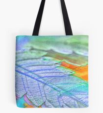 Leaf in High Def Tote Bag