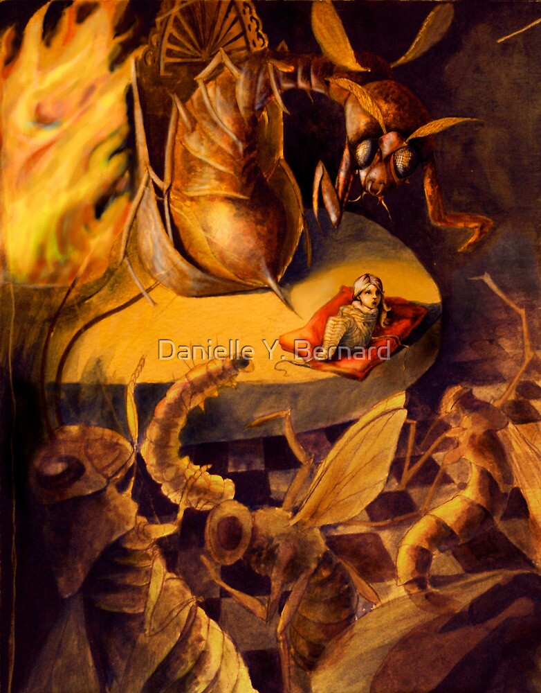 Insect King by Danielle Y. Bernard