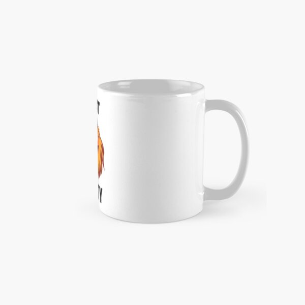 Keep It Gritty Hockey Mascot Classic Mug
