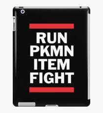 RUN PKMN iPad Case/Skin