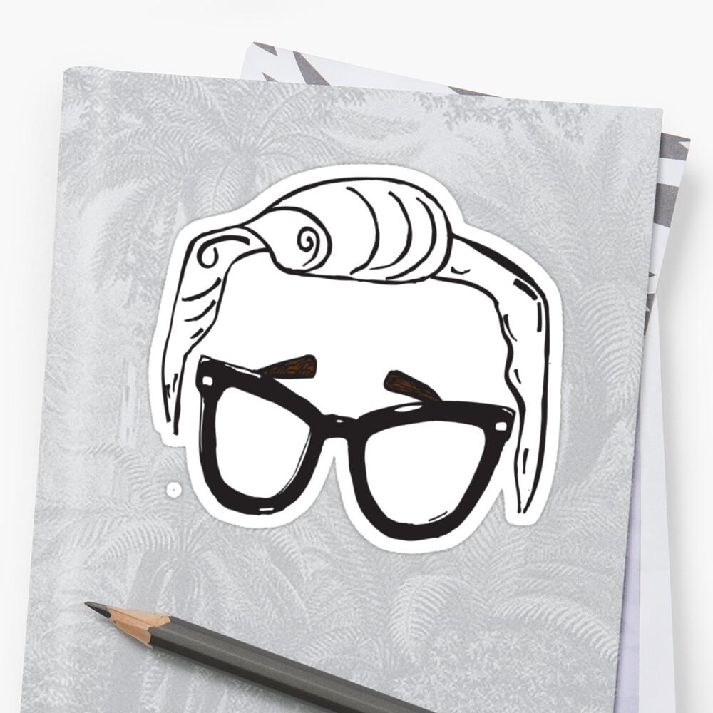 Buddy Holly by loandbehold