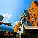 Stata Center by Michelle Callahan