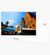 Stata Center Postcards