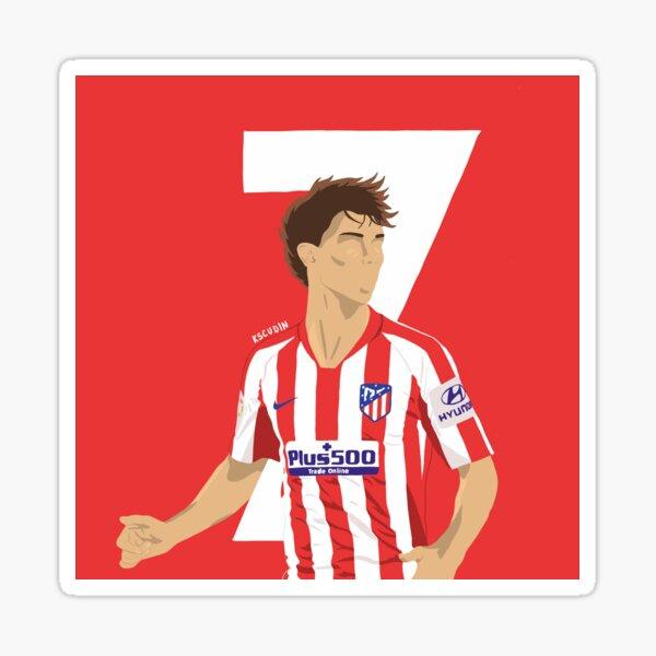 Joao Félix (Atlético de Madrid) Pegatina