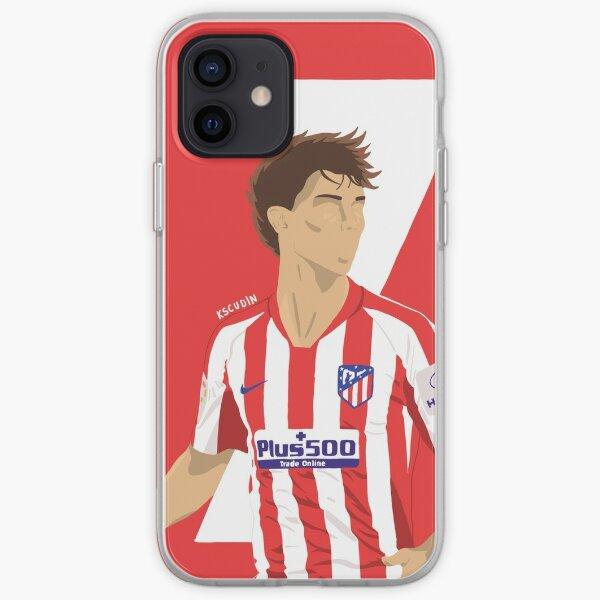 Joao Félix (Atlético de Madrid) Funda blanda para iPhone