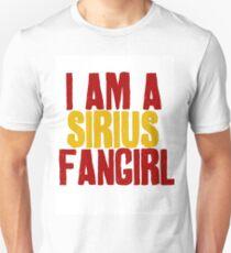 I Am a Sirius Fangirl Unisex T-Shirt