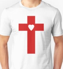 Judas Cross Unisex T-Shirt