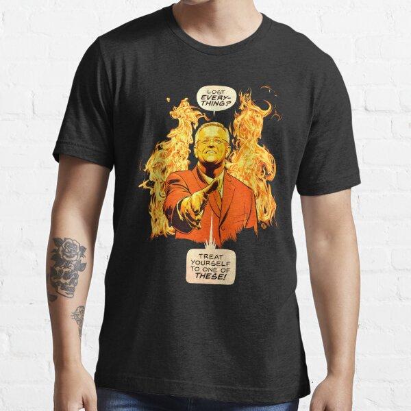 Morrison Handshake Essential T-Shirt