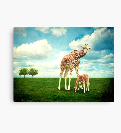 Protection... Canvas Print