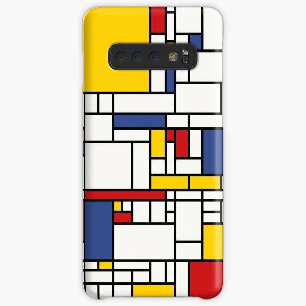 Piet Mondrian Samsung Galaxy Snap Case
