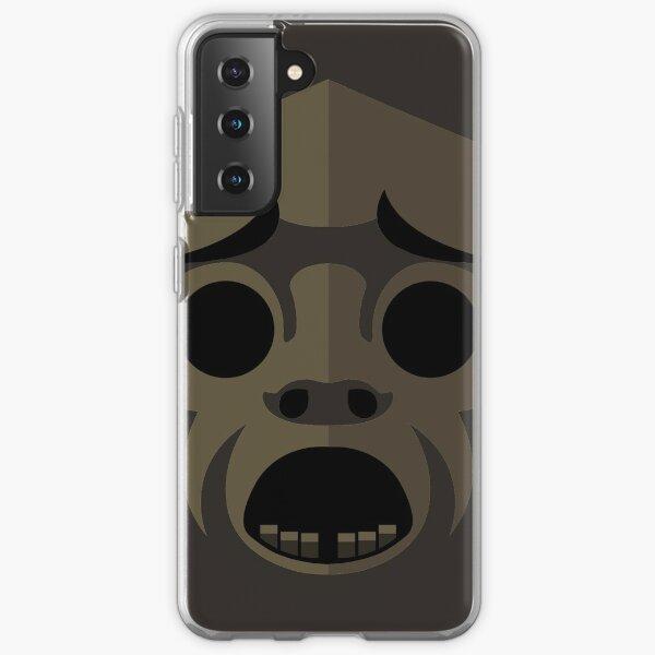 Majora's Mask Mirror Shield Samsung Galaxy Soft Case