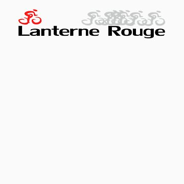 Lanterne Rouge II by zannox