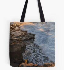 Little Bay Coastline Tote Bag