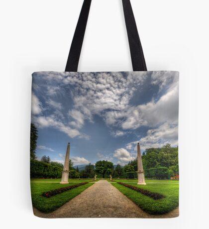"Garden of ""W"" Tote Bag"