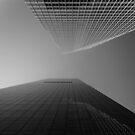 New York City, looking upwards von thomasrichter