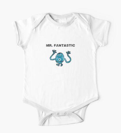 Mr Fantastic Kids Clothes