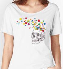 Brain Pop Women's Relaxed Fit T-Shirt
