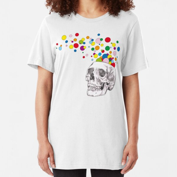 Brain Pop Slim Fit T-Shirt
