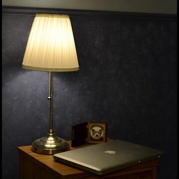 Bedside Table by BrightBrownEyes