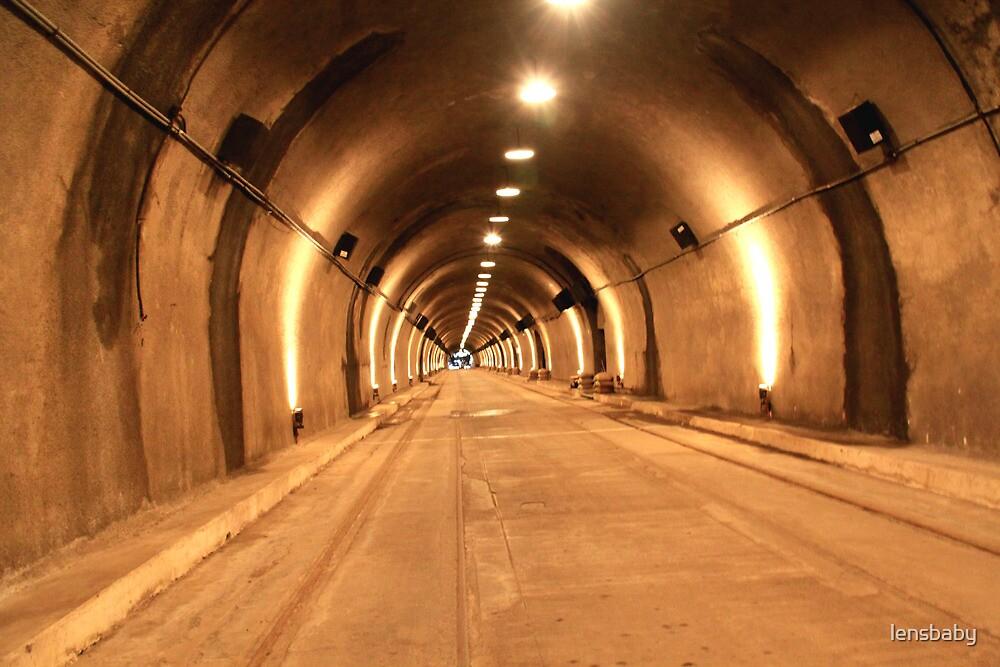 Malinta tunnel, Corregidor island, Philippines by lensbaby