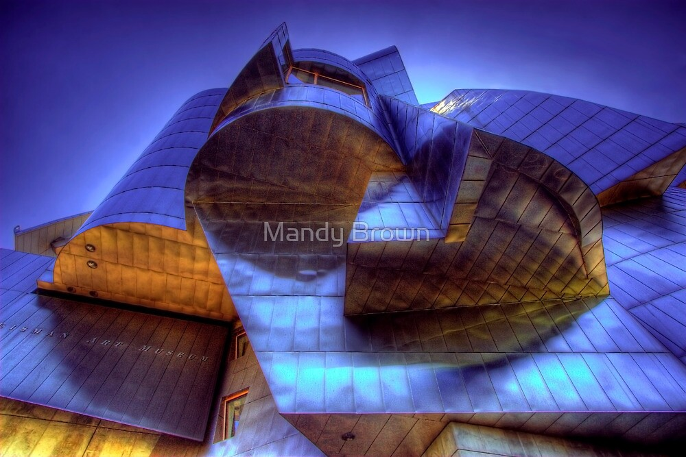 Blues by Mandy Brown