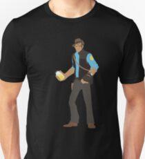 TF2 - Piss. (BLU) T-Shirt
