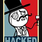 Hacked by LulzSec by Brother Adam
