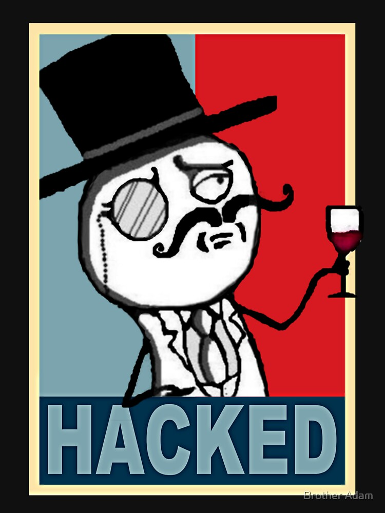 Hacked by LulzSec | Unisex T-Shirt