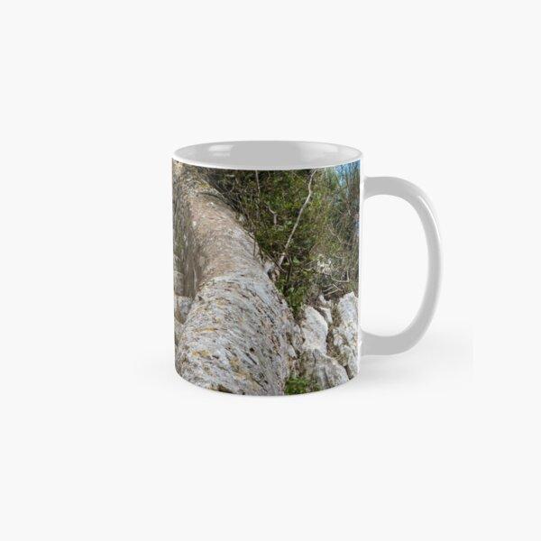 Footpath on the Rock of Gibraltar Classic Mug