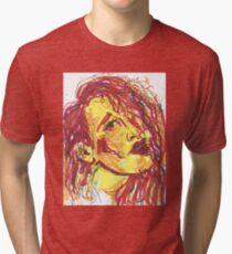 Warm Tri-blend T-Shirt