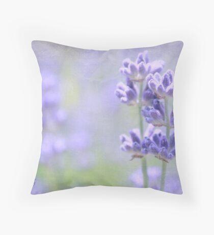Pair of lavender Throw Pillow