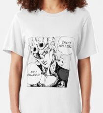 that's bullshit Slim Fit T-Shirt