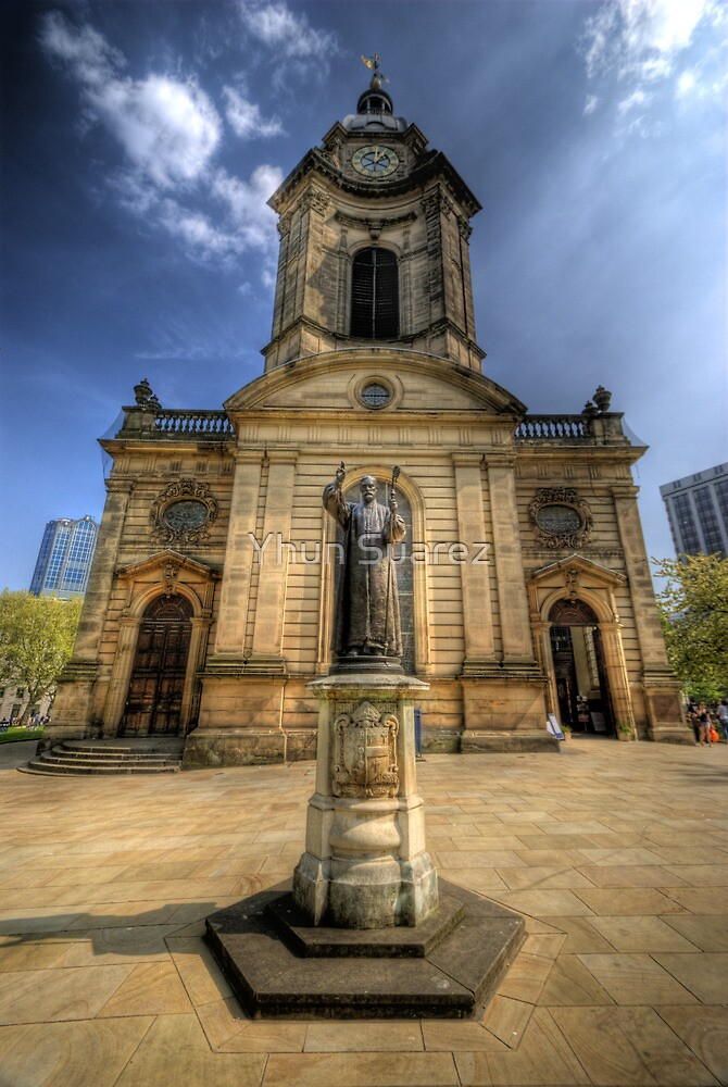 Birmingham Cathedral by Yhun Suarez