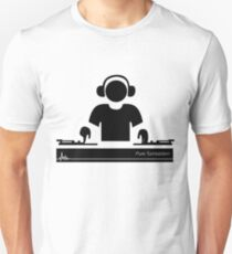 Turntablism Unisex T-Shirt