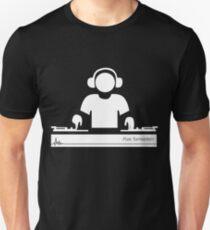 Turntablism Hoodie Unisex T-Shirt