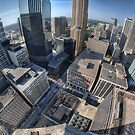 Minneapolis Downtown from the Foshay by Guy Carpenter