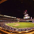 The Twins beat the Texas Rangers by Guy Carpenter