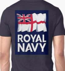 Royal Navy Unisex T-Shirt