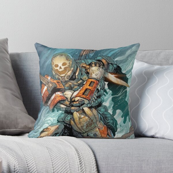 Emile Throw Pillow