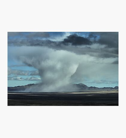 Extreme Weather Photographic Print