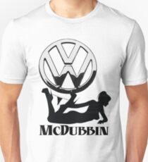 McDubbin - for all you VW Lovers  Unisex T-Shirt