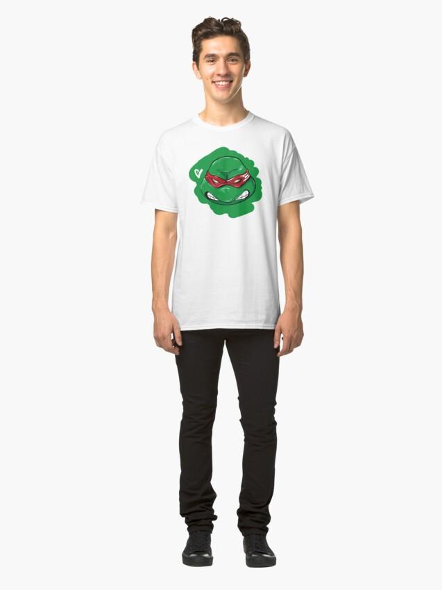 Alternate view of Raph Artwork Classic T-Shirt
