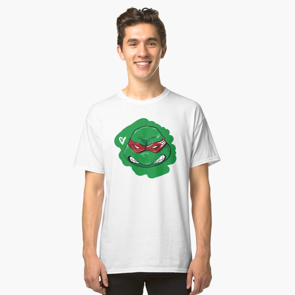 Raph Artwork Classic T-Shirt