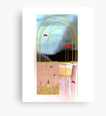 Willow weep Canvas Print