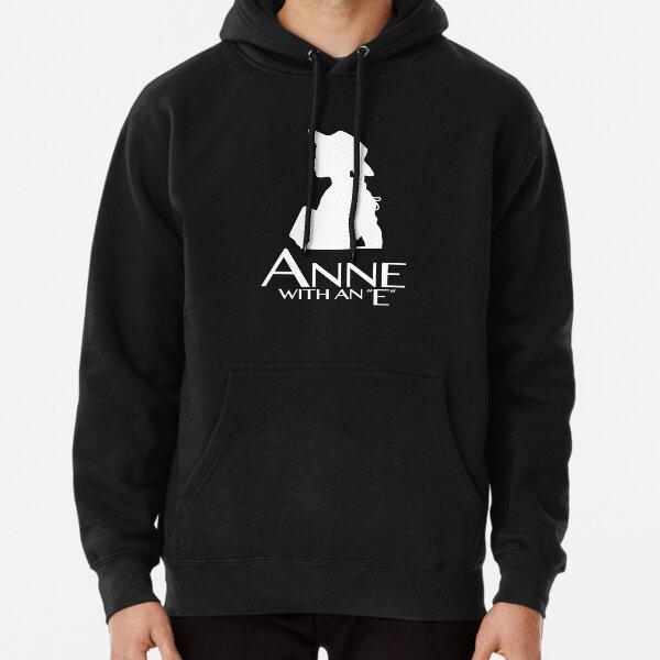 Anne con una E. Sudadera con capucha