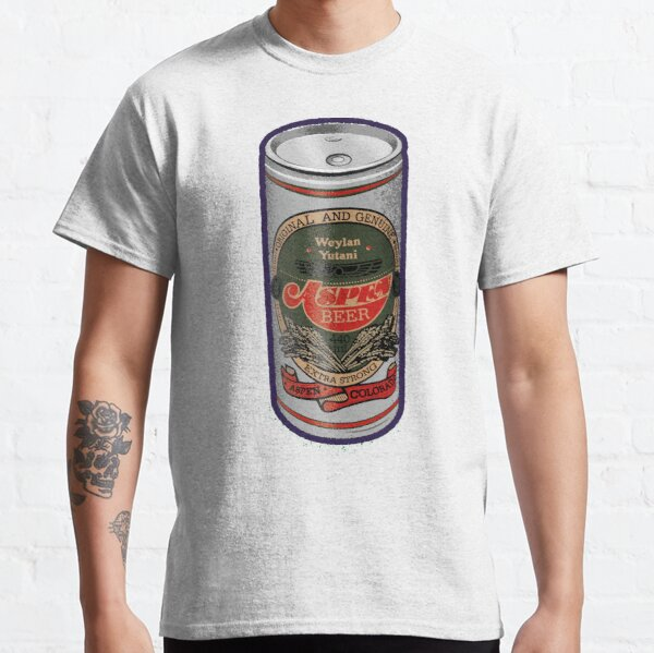 Weylan Yutani Beer Can Classic T-Shirt