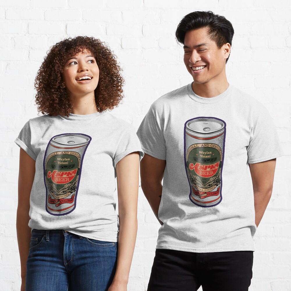 Weylan Yutani Beer Can Classic T-Shirt